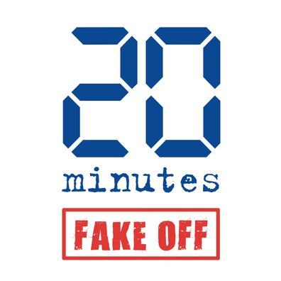 20 Minutes Fake off