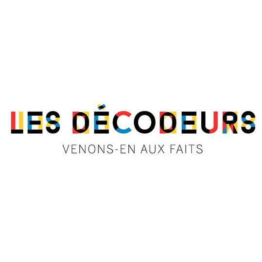 Le Monde - Les Décodeurs